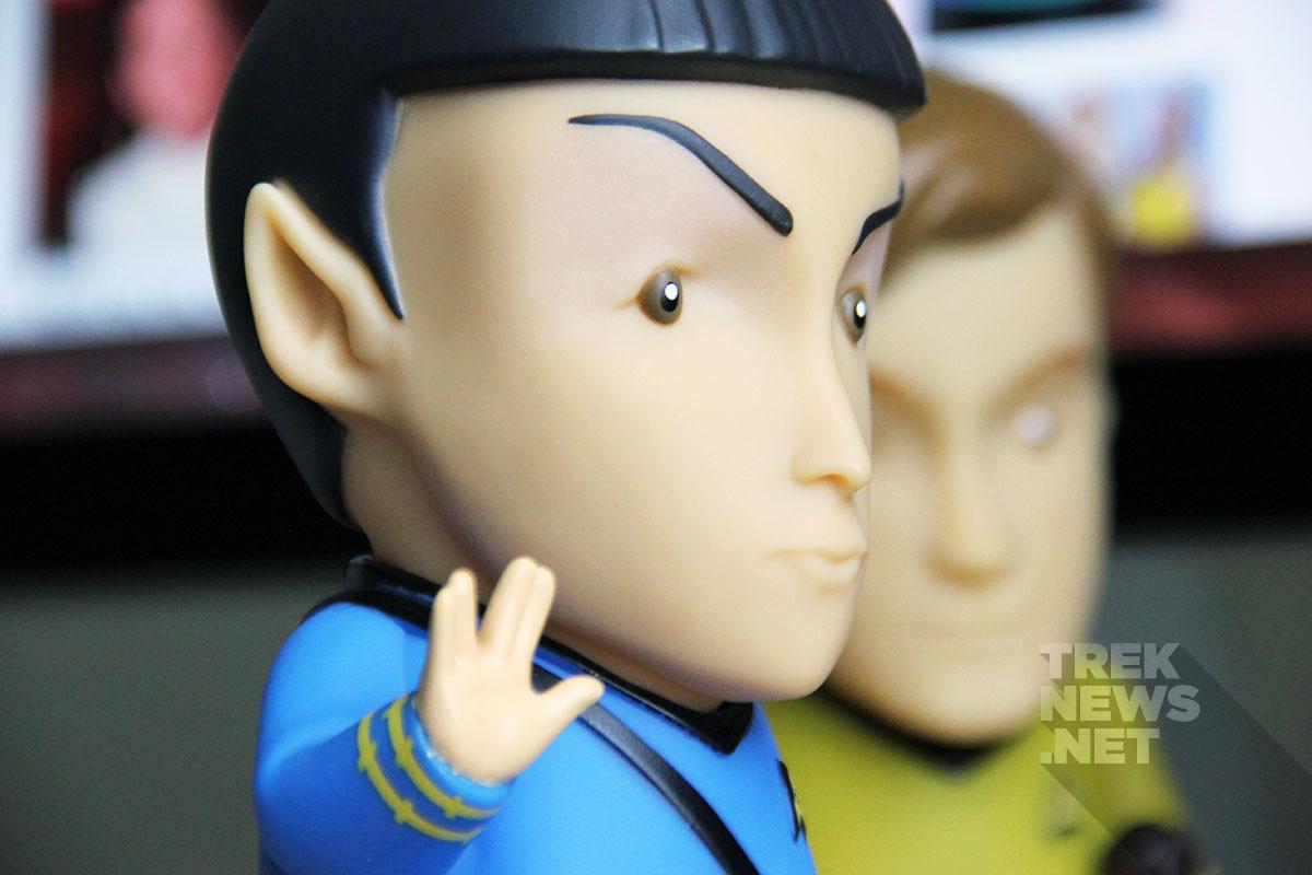 Spock Bluetooth speaker