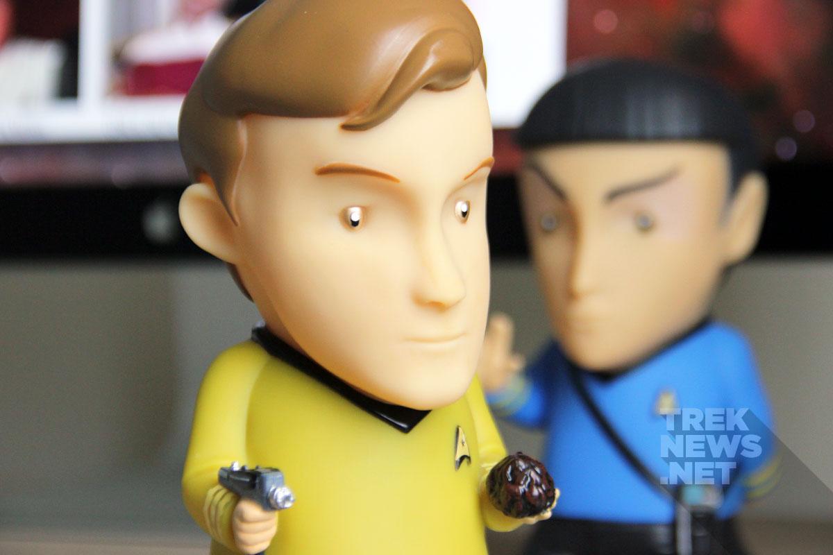 Captain Kirk Bluetooth speaker