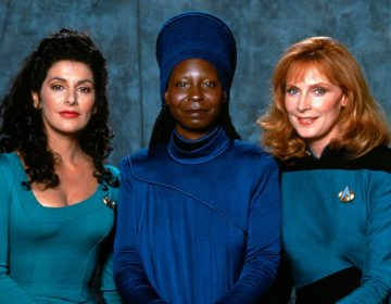 The 'Wonder Women' of 'Star Trek: The Next Generation'