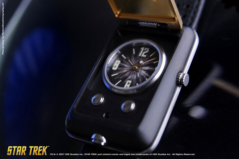 Star Trek Comms Watch