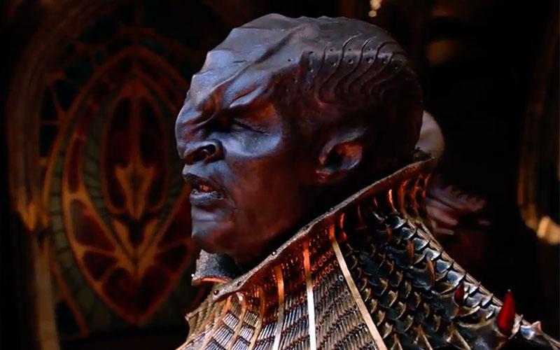 Star Trek: Discovery Klingon