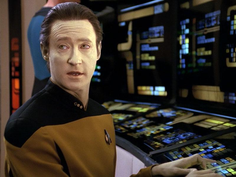 Brent Spiner as Lt. Cmdr. Data