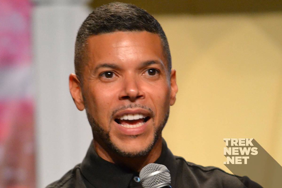 Wilson Cruz will play Dr. Hugh Culber, one half of Star Trek's first on screen gay couples