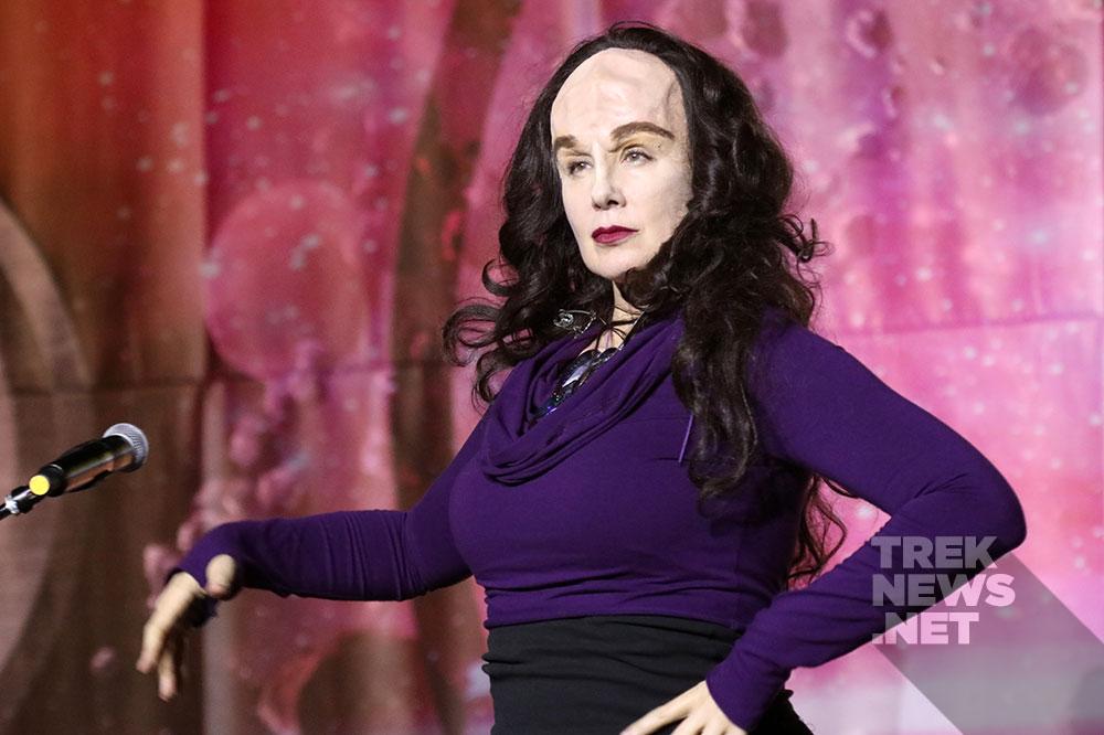 Suzie Plakson as K'Ehleyer