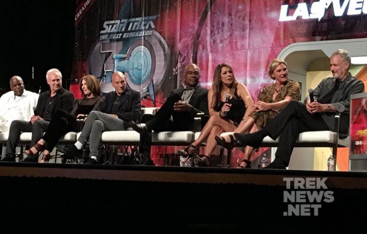 'Star Trek: The Next Generation' Cast Reunites to Celebrate 30th Anniversary of the Iconic Series