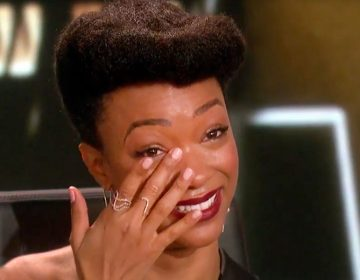 WATCH: Sonequa Martin-Green Discusses the Importance of Star Trek