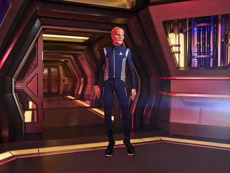 Doug Jones as Lieutenant Saru
