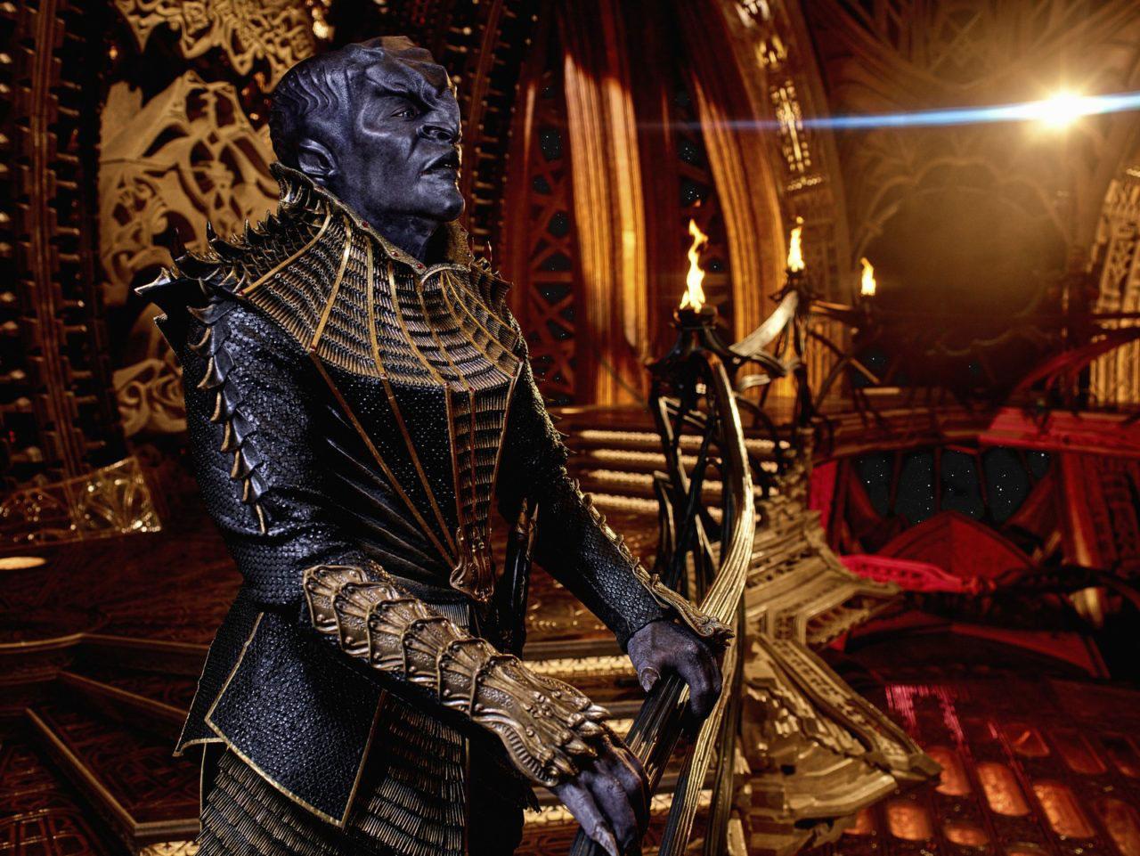 Chris Obi as T'Kuvma