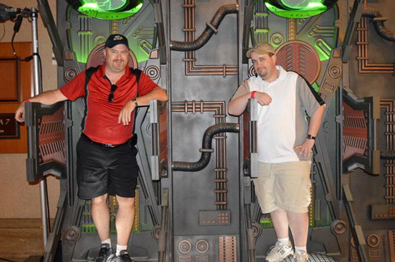 The Trek Geeks: Dan Davidson and Bill Smith