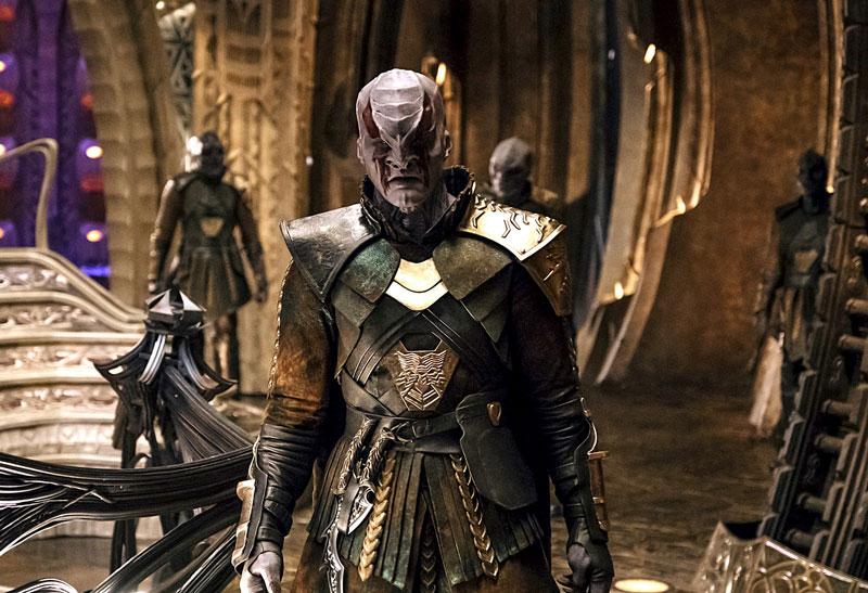 Kenneth Mitchell as Kol