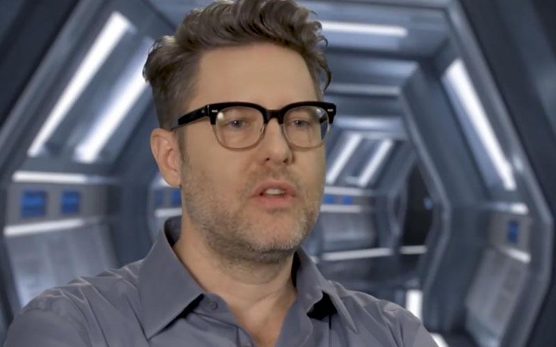 Star Trek: Discovery co-showrunner Aaron Harberts