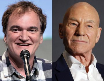Tarantino's Star Trek Could Get an R-Rating, Patrick Stewart Interested In Being Involved