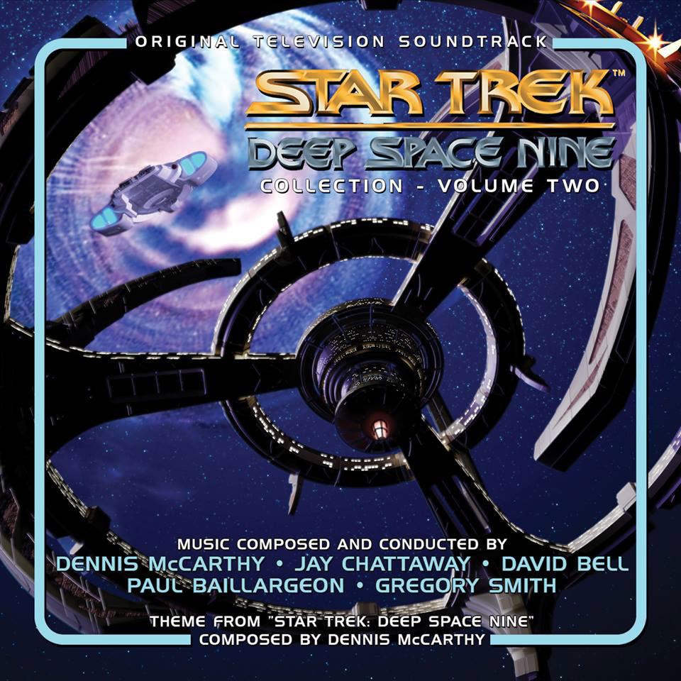 Star Trek: Deep Space Nine, Volume 2 Cover Art