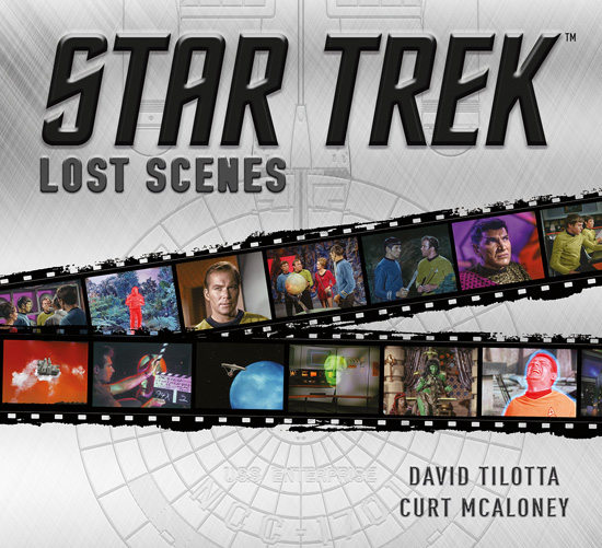 Star Trek: The Lost Scenes cover art