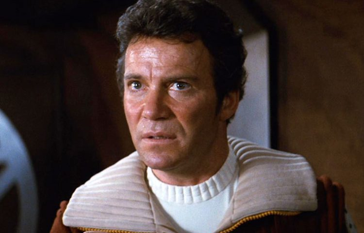 William Shatner to Host Screenings of 'Wrath of Khan' This Spring