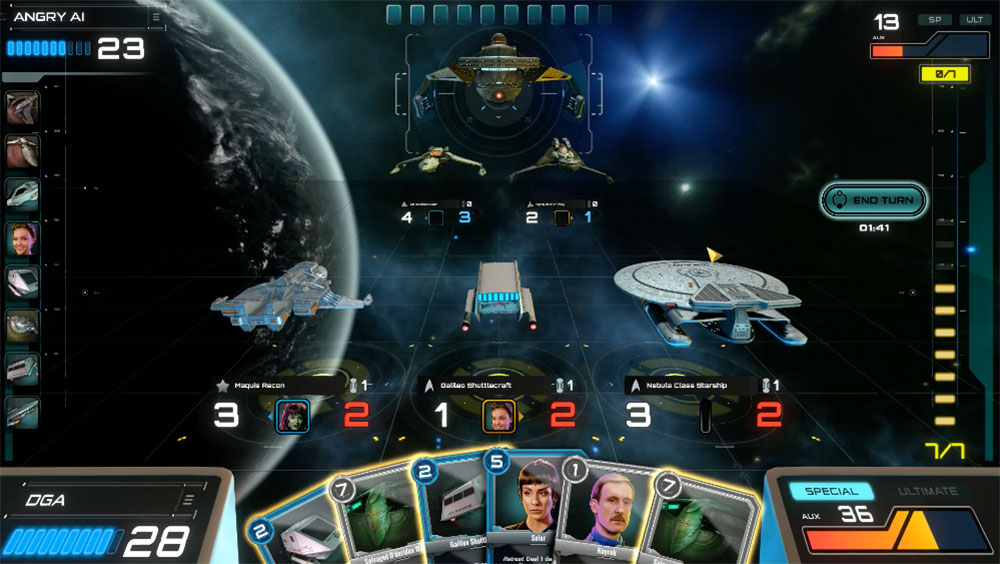 Star Trek: Adversaries