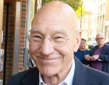 WATCH: Patrick Stewart Hints At Possible Star Trek: DISCOVERY Role