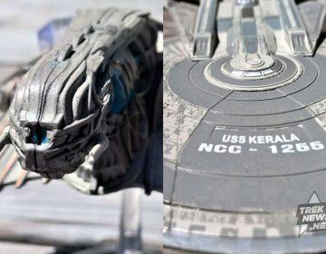 [REVIEW] Eaglemoss Star Trek Models: Klingon Bird-of-Prey and U.S.S. Kerala