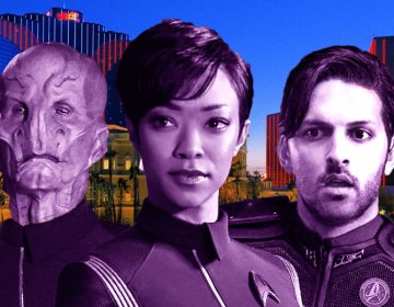 Sonequa Martin-Green, Doug Jones, Shazad Latiff & More Added to STLV for Largest DISCOVERY Cast Convention Appearance In History