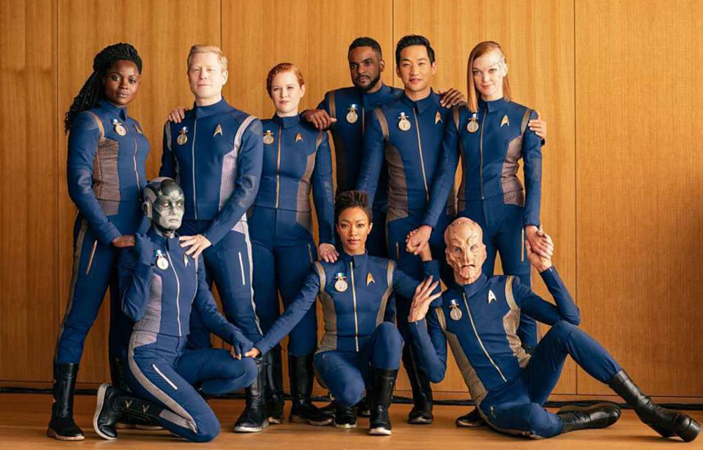 Star Trek: Discovery cast