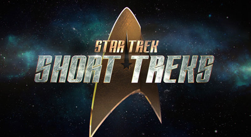 Star Trek: Short Treks logo