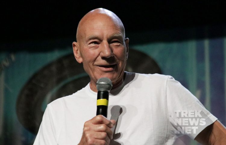 "Patrick Stewart: ""Jean-Luc Picard is Back!"""
