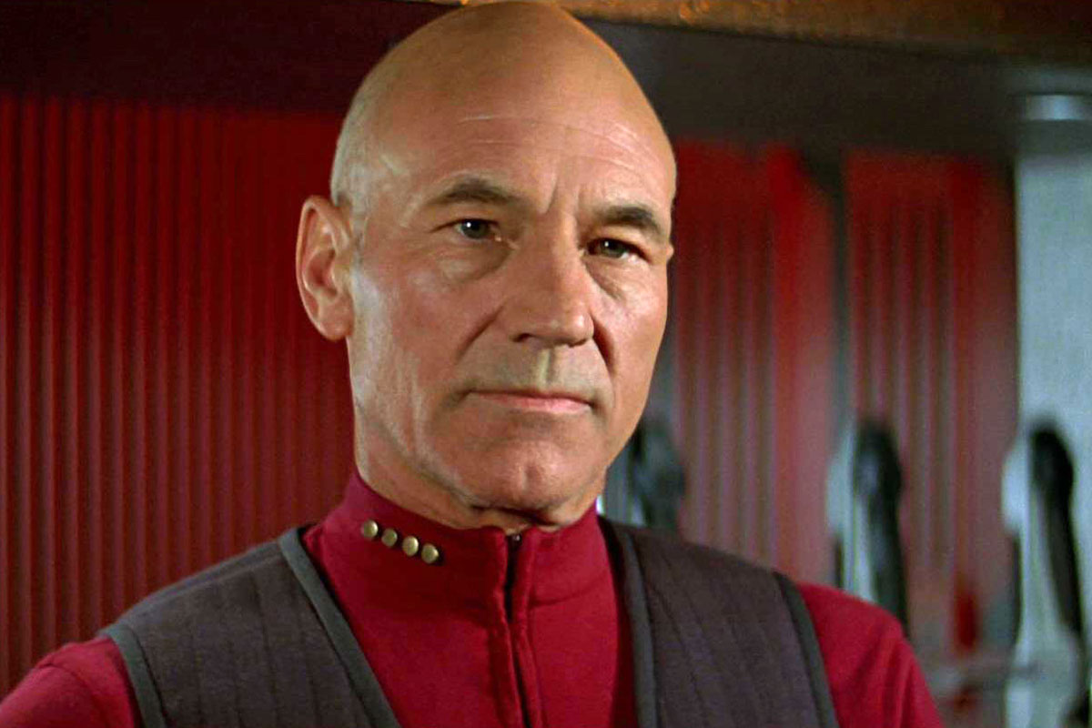 "Picard in ""First Contact"""