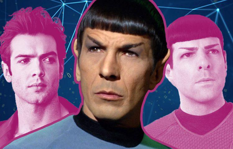 Recasting Spock