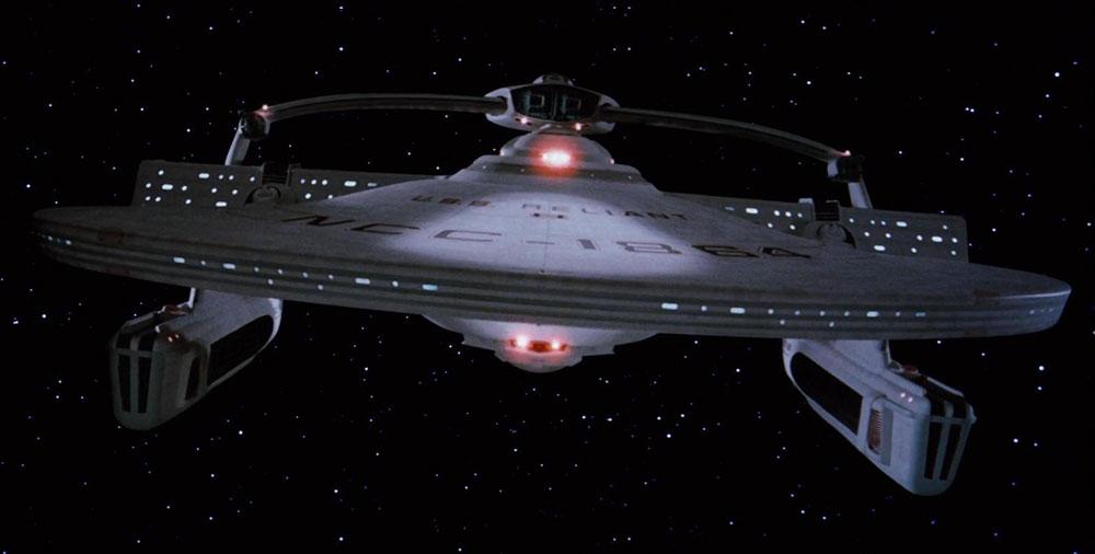 USS Reliant from Star Trek II: The Wrath of Khan