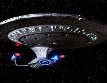 Fan Recreation of Virtual Enterprise-D Shut Down by CBS