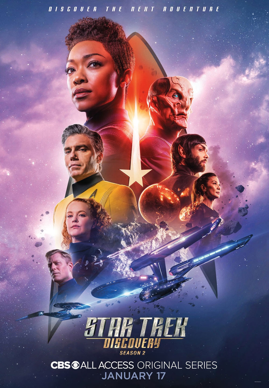 Star Trek: Discovery - Season 2 Poster