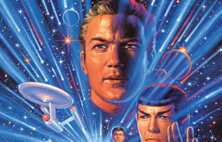 IDW Announces New TOS Comic Book Series STAR TREK: YEAR FIVE
