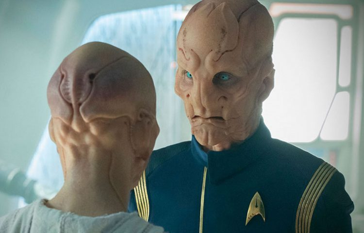 """[PREVIEW] STAR TREK: DISCOVERY 206 """"The Sound of Thunder"""""""