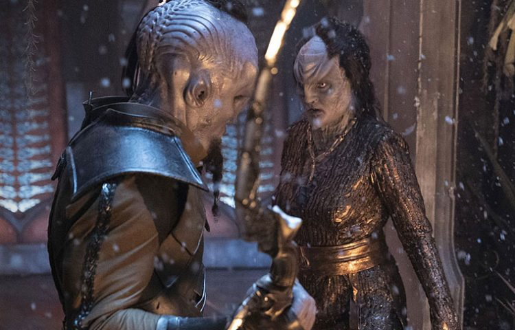 """[REVIEW] STAR TREK: DISCOVERY """"Point of Light"""""""