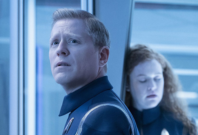 """Preview + 5 Photos from STAR TREK: DISCOVERY """"An Obol for Charon"""""""