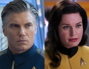 Anson Mount, Rebecca Romijn Not Returning for STAR TREK: DISCOVERY Season 3