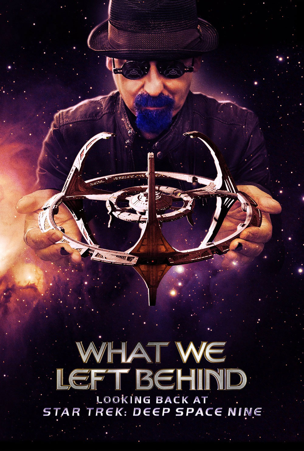 """""""What We Left Behind"""" poster"""