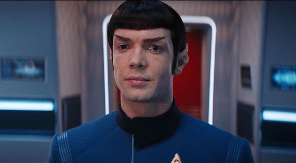 Shaven Spock