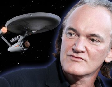 "Tarantino's Star Trek Film Still a ""Very Big Possibility"""
