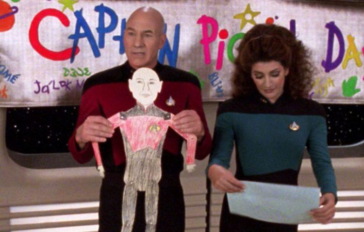 Celebrating 'Captain Picard Day'