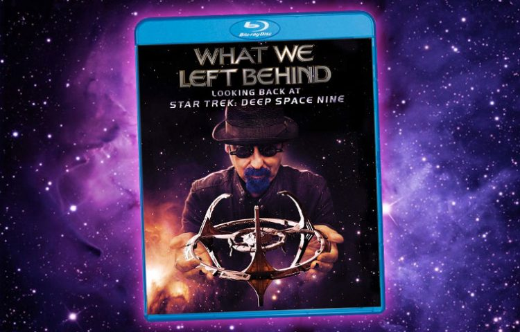 """DS9 Doc """"What We Left Behind"""" Now Available for Pre-Order"""