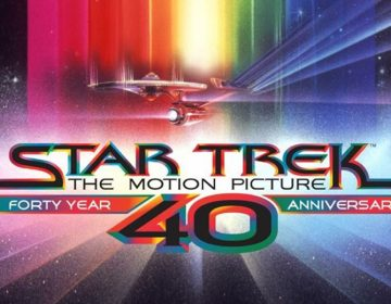 STAR TREK: THE MOTION PICTURE Headed Back to Theaters