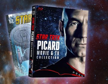 New 'Picard' Movie and TV Collection Coming to Blu-ray