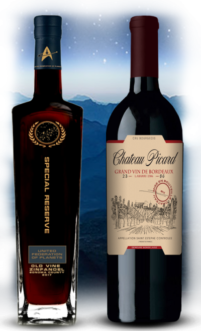 Special Reserve and Chateau Picard