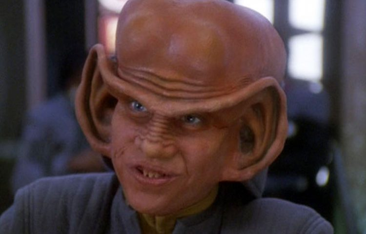 'Deep Space Nine' Actor, Aron Eisenberg, Dead at 50