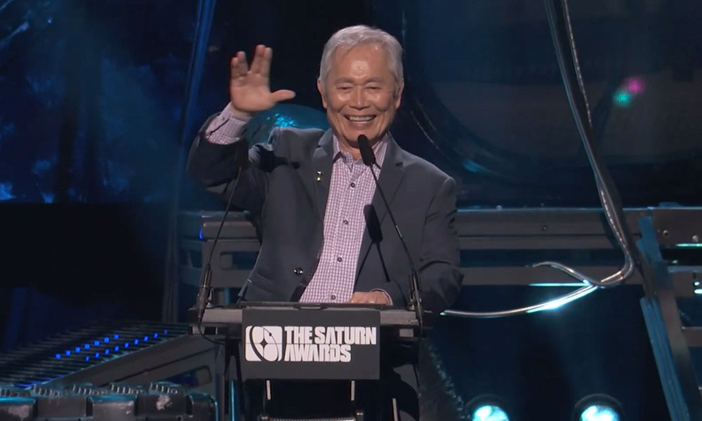 George Takei was in attendance