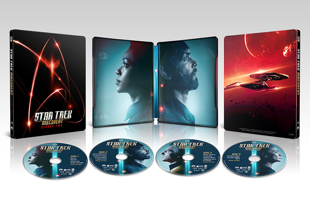 SteelBook packaging