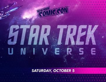 Star Trek: Picard, Star Trek: Discovery Beaming Down to New York Comic Con