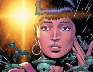[REVIEW] Uhura Is Our Only Hope in STAR TREK: YEAR FIVE #6
