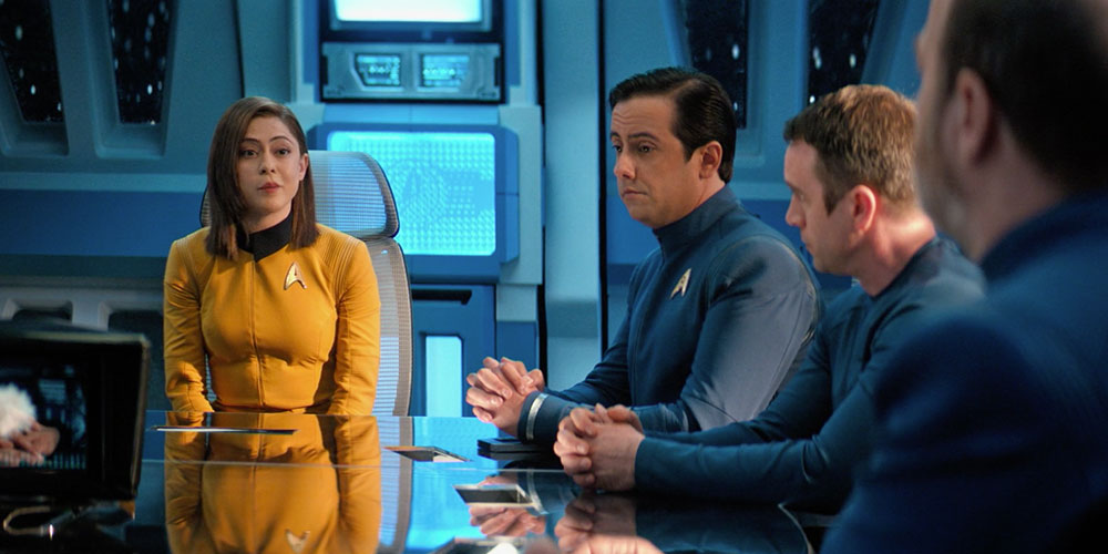 Rosa Salazar as Captain Lynne Lucero
